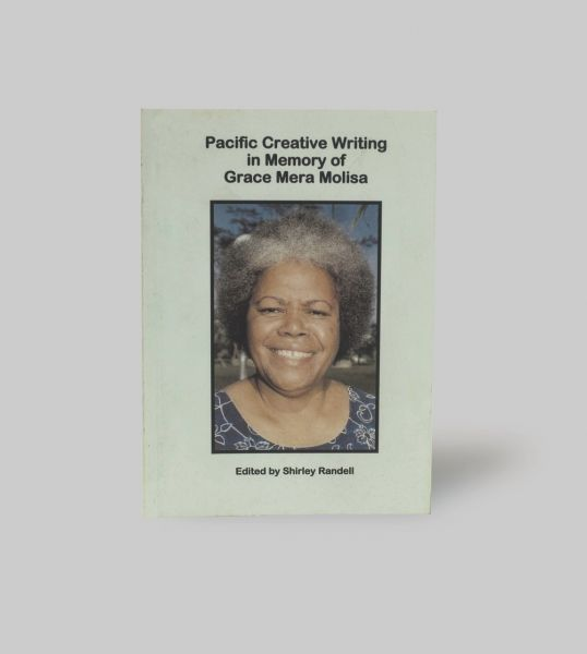 Pacific Creative Writing in memory of Grace Mera Molisa